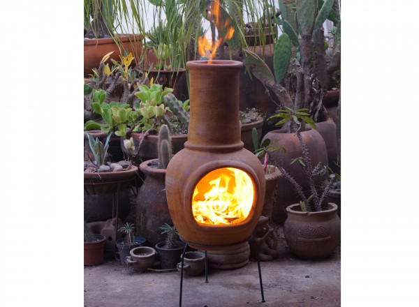 De Mexicaanse Chimenea van het merk Mexico Trade