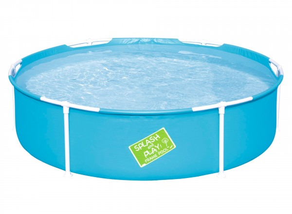 Bestway zwembad my first frame pool rond 152 x 38 cm
