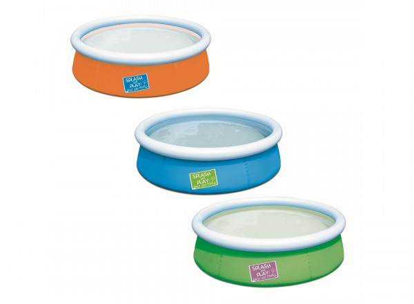 Bestway zwembad my first fast set pool rond 152 x 38 cm