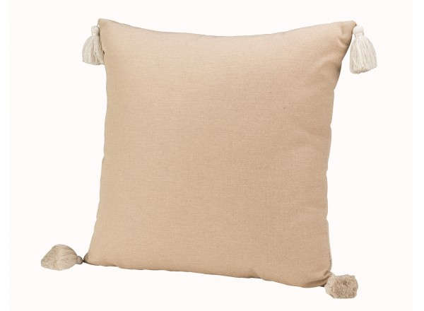 Tierra Outdoor Pillow Macademia 45 x 45 cm