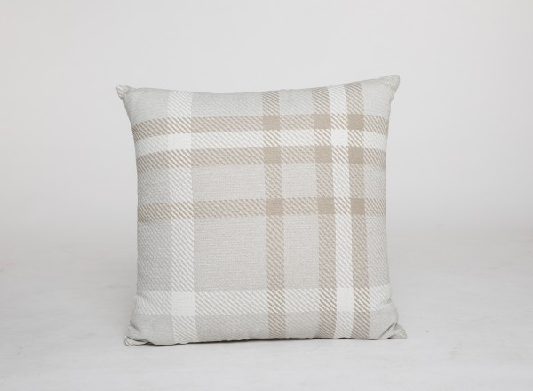 Tierra Outdoor Pillow Nectarine Beige 45 x 45 cm