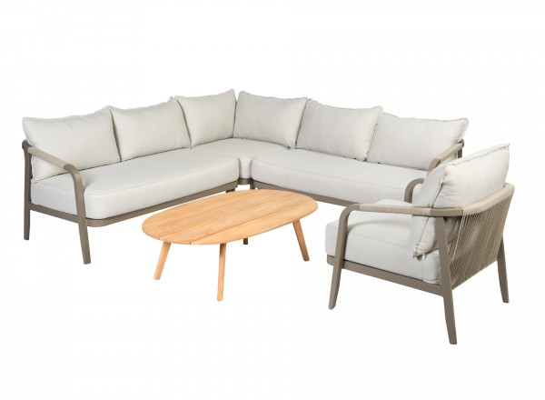 Tierra Outdoor complete set lounge Pep