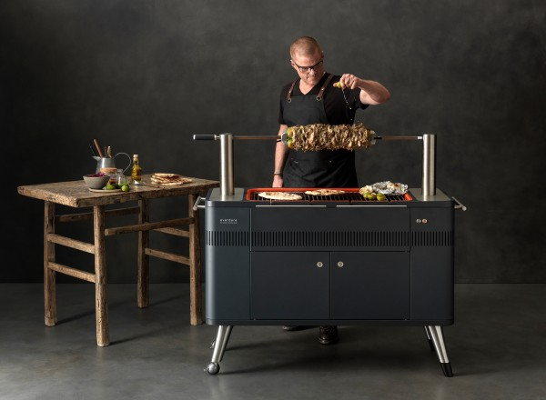 Everdure Hub Barbecue Electrisch buitenkoken