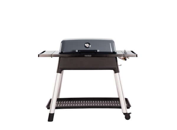 Everdure Furnace Barbecue Gas 50 mBar donkergrijs