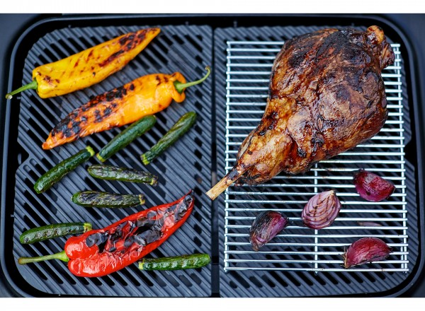 Everdure Force Barbecue Gas 30 mBar oranje grillrooster