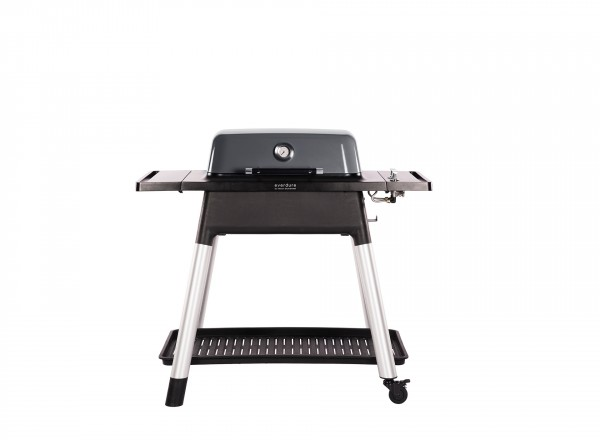 Everdure Force Barbecue Gas 30 mBar donkergrijs