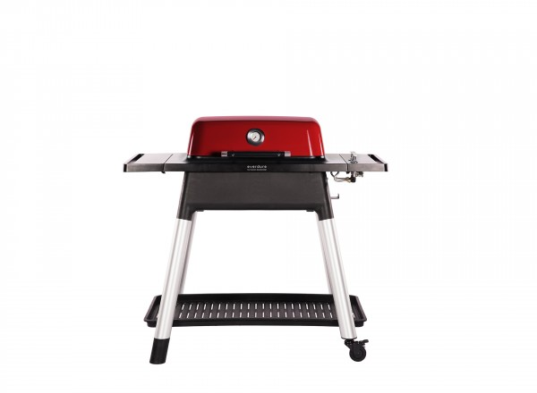 Everdure Force Barbecue Gas 30 mBar rood