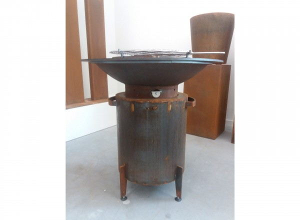 Forno grill ring met grillrooster
