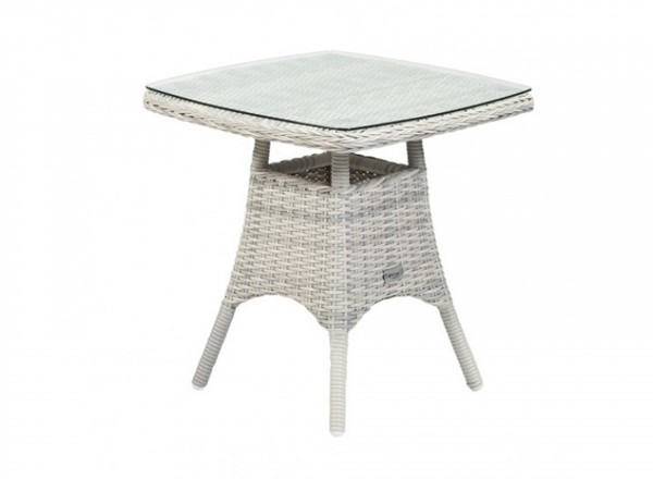 Tierra Outdoor Doncaster sidetable oyster