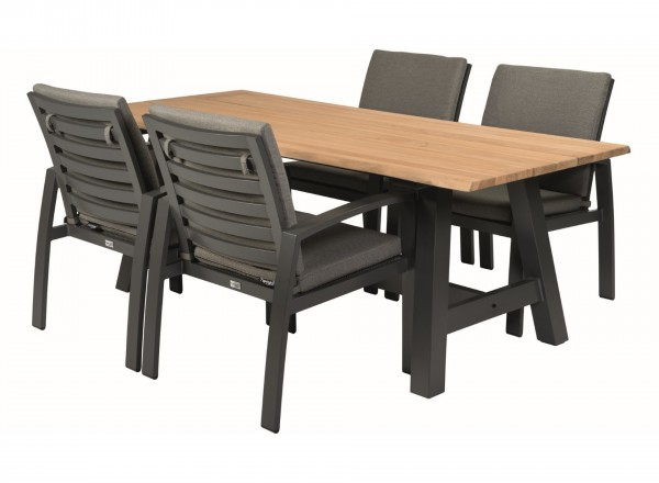 Tierra Outdoor Valencia complete diningset