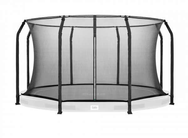 Salta Trampolines Excellent Ground - Safety Net - 244 cm transparant