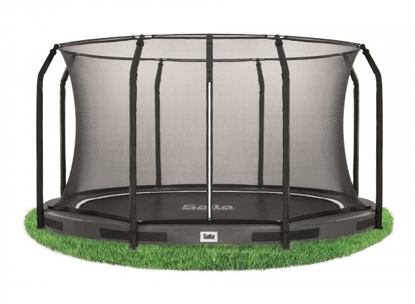 Salta Trampolines Excellent Ground - Safety Net - 305 cm zwart