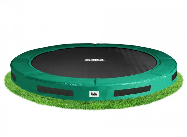 Salta trampolines Excellent Ground Rond - 305 cm - Groen